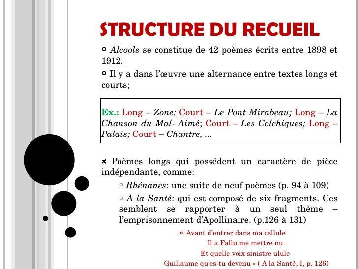 Littérature Française Iii Apollinaire Présentation