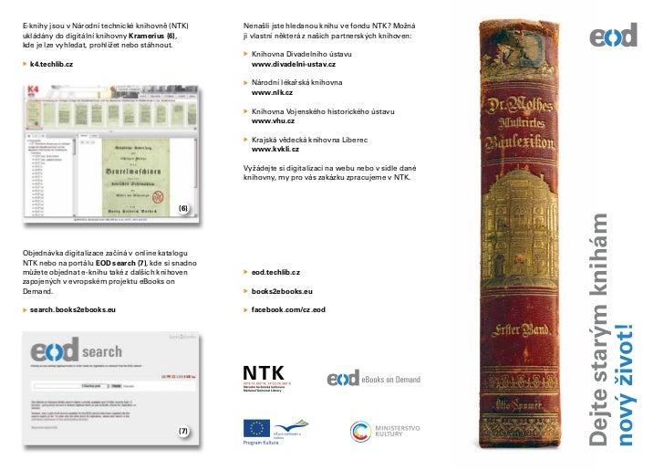 E-knihy jsou v Národní technické knihovně (NTK)     Nenašli jste hledanou knihu ve fondu NTK? Možnáukládány do digitální k...