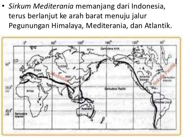 LETAK GEOMORFOLOGIS TERHADAP POTENSI FISIK WILAYAH INDONESIA