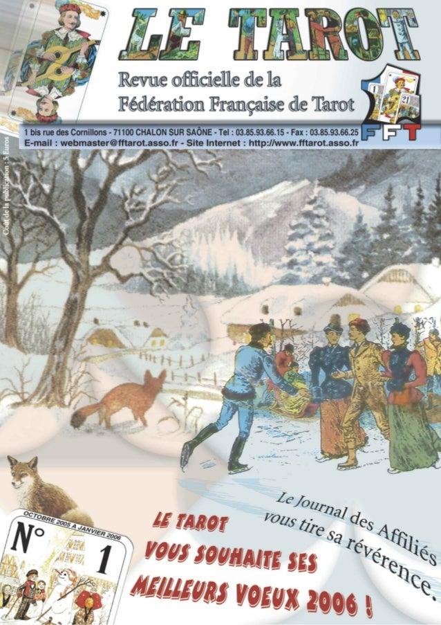 ÉDITORIALÉDITORIAL SOMMAIRESOMMAIRE Couverture : Voeux et Coupe de France 2005 Page 2 : Editorial Page 3 : La page des Com...