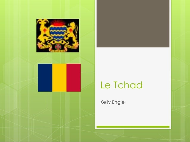 Le Tchad Kelly Engle