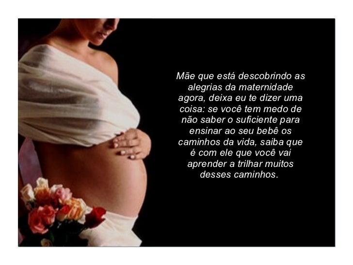 Frases De Mãe Gravida Para Seu Bebe