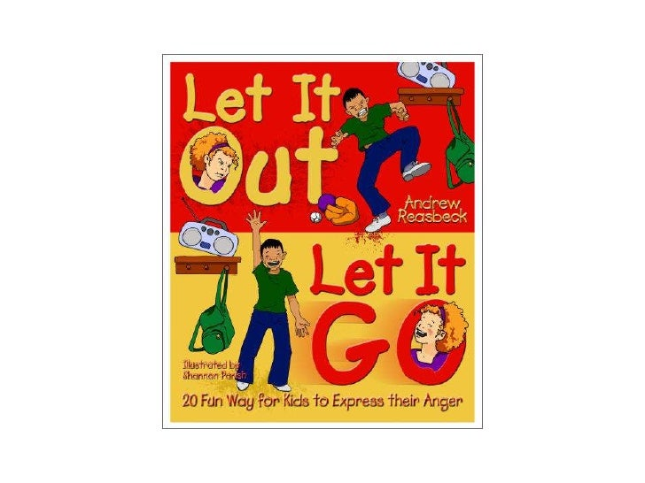 """Illustrations created for the book:           """"Let it Out, Let it Go""""           by Andrew Reasbeck             Illustrated..."""
