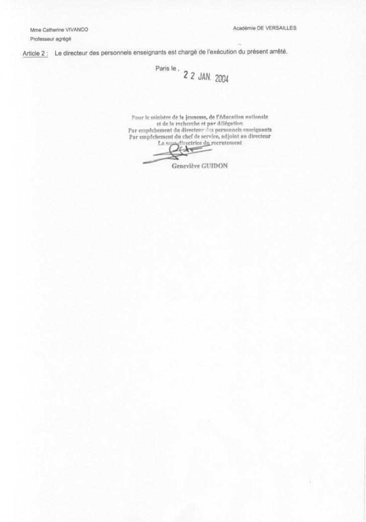raport capes interne 2004