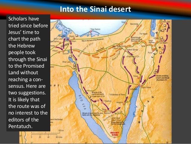 Let My Poeple Go Part 2 - In The Desert