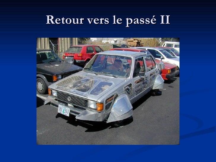 Retour vers le passé II