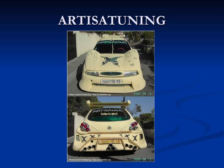 ARTISATUNING