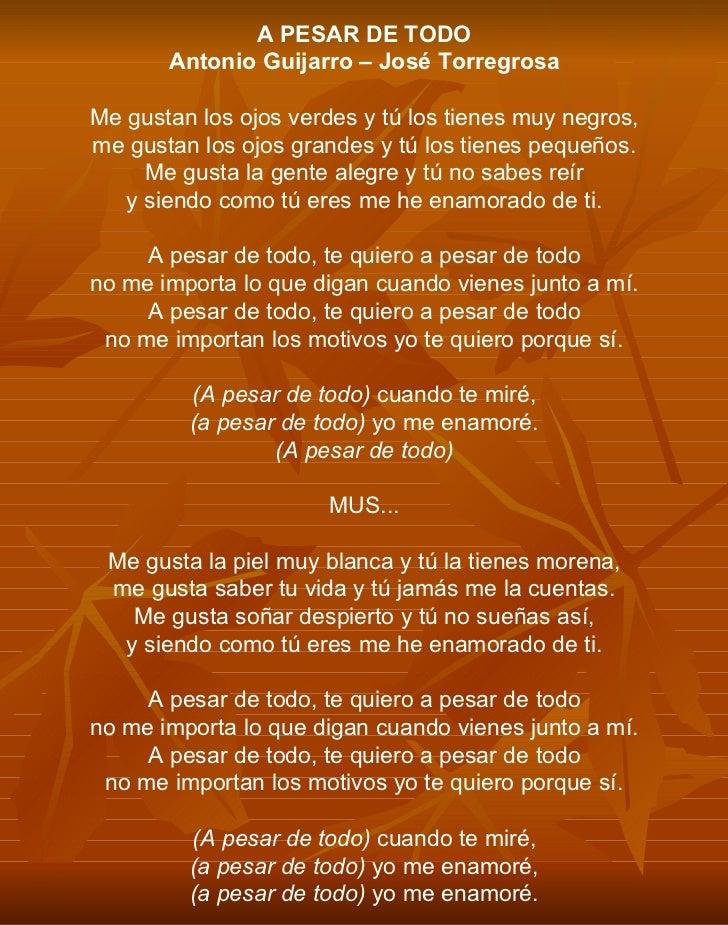 Jos̩ Jos̩ РAmar Y Querer lyrics - lyricsmode.com