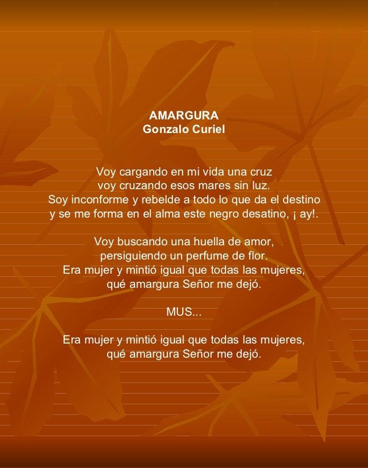 Letra De Las Canciones Con A