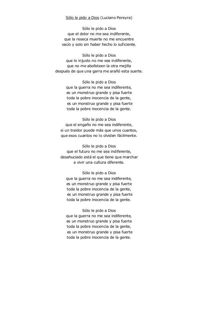 Cada que lyrics