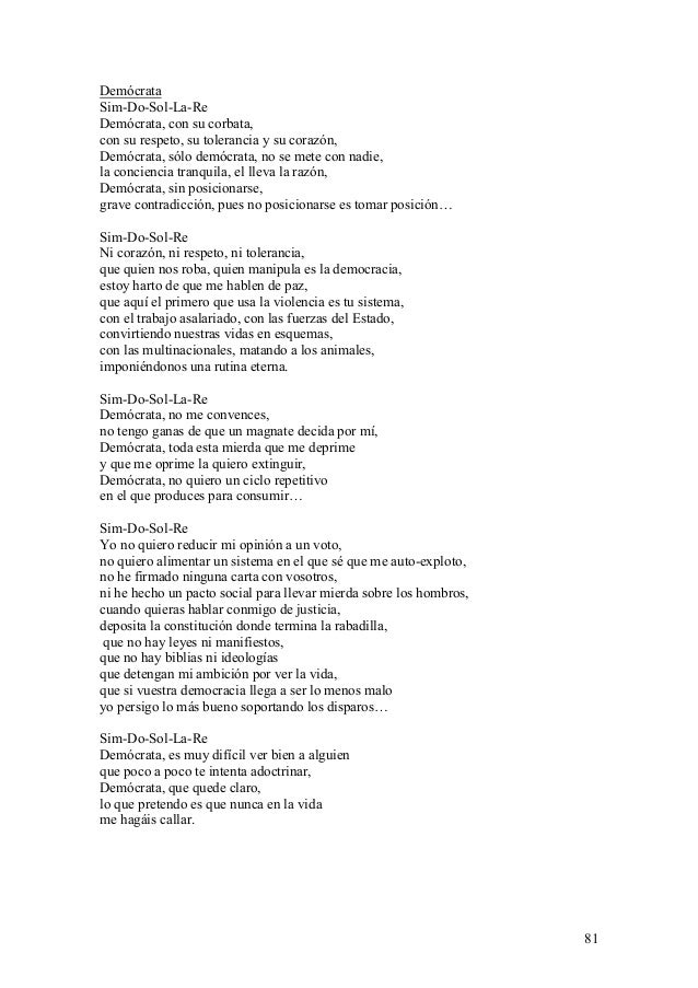 Letras y acordes de paradoxus luporum for Cancion el jardin