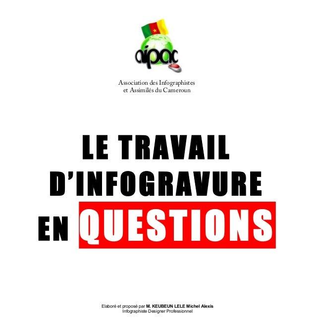 Elaboré et proposé par M. KEUBEUN LELE Michel Alexis Infographiste Designer Professionnel Association des Infographistes e...
