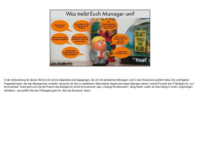 Lets rock IT - Denkwerkzeuge für moderne Organisation und IT Slide 3