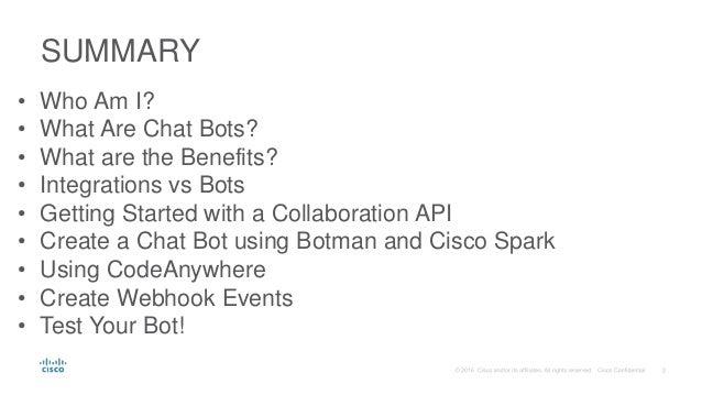 Let's Build a Chatbot Slide 2