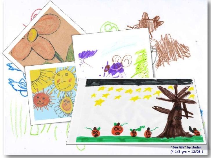 Let's draw: Kids Drawings Slide 3
