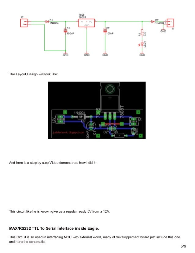 stop using proteus ares here is my eagle pcb tutoriels step by step