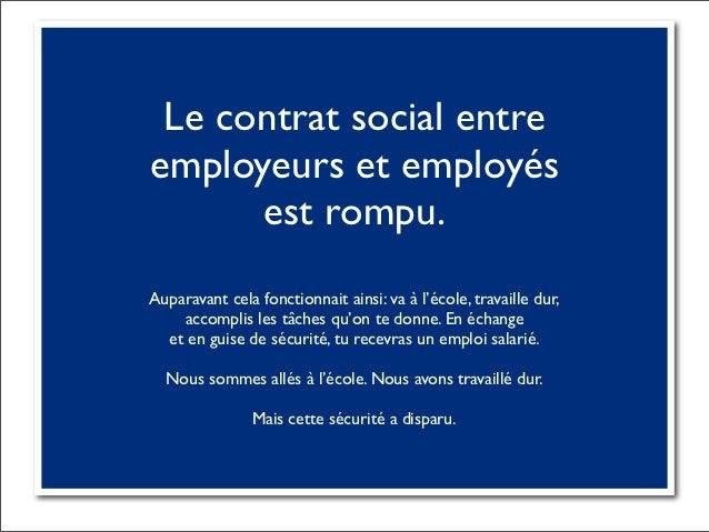 Lets Fix The Stupid Job Crisis (traduction) Slide 3