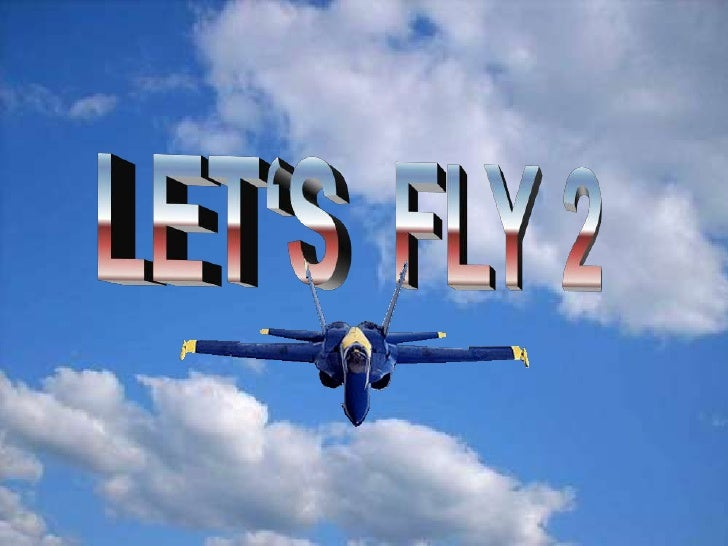 LET'S  FLY 2<br />