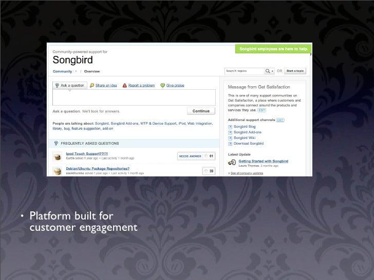 Let's Get Engaged: The New Customer Service Landscape Slide 3