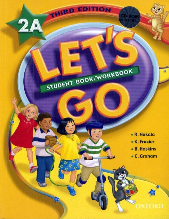 Le'ts go 2 a Student Book   worbook
