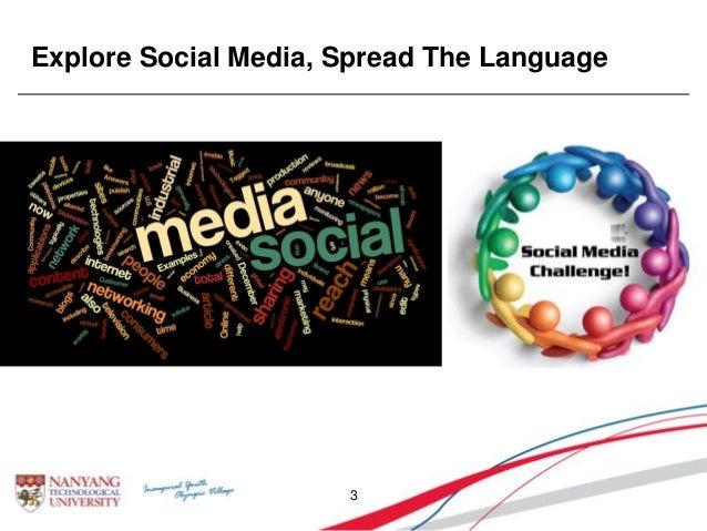 Explore Social Media, Spread The Language 3