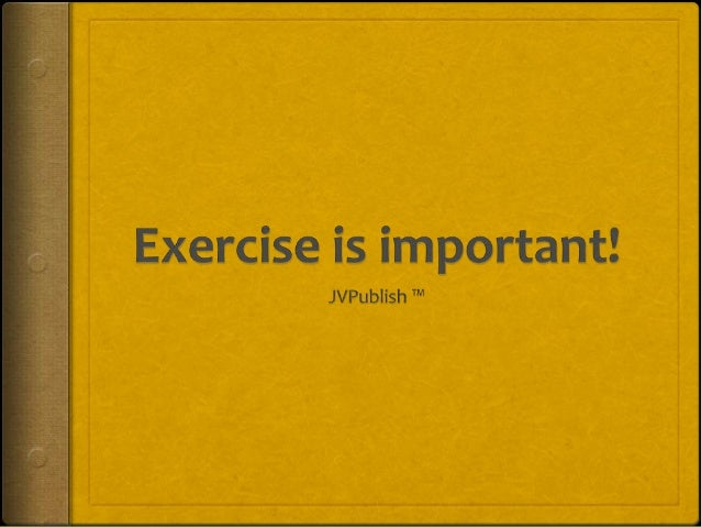 Table of Contents -Introduction  -How exercise affects the body positively  -How exercise affects the body negatively  -C...