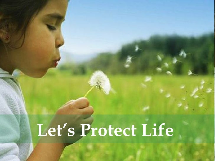 Let's Protect Life  Powered by: Ali Hadi