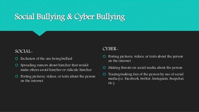 Let's Talk Cyberbullying