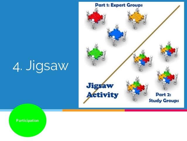 4. Jigsaw Participation