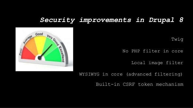 Let's write secure drupal code!