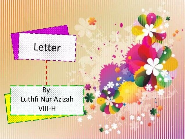 By:Luthfi Nur AzizahVIII-H