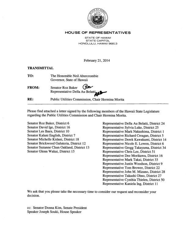 Letter 2014 02 21 puc gov