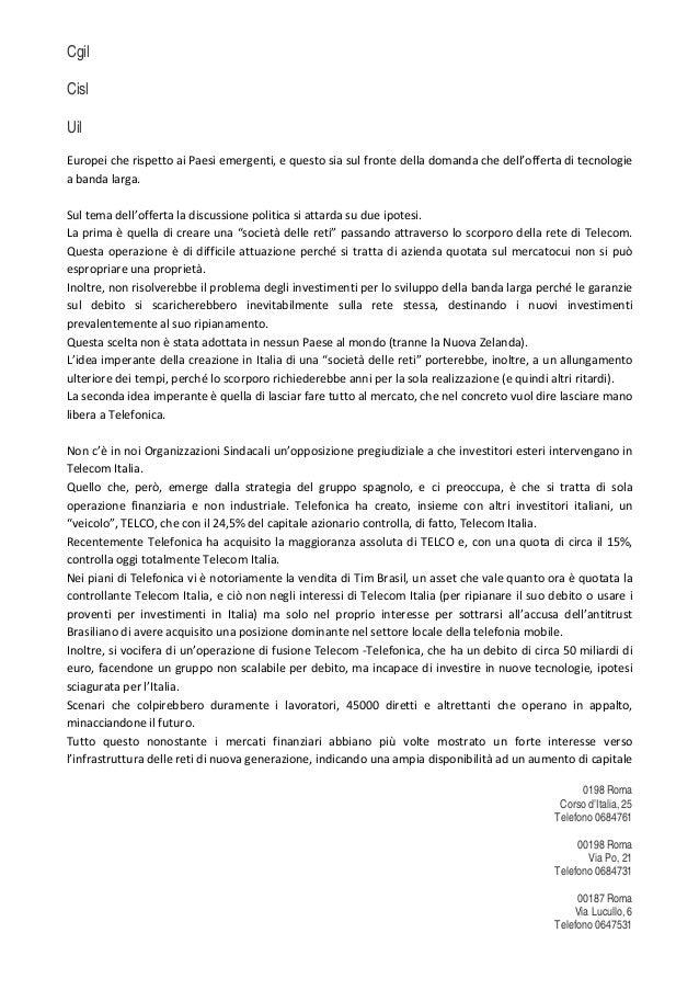 Lettera unitaria-presidente-renzi-2 Slide 2
