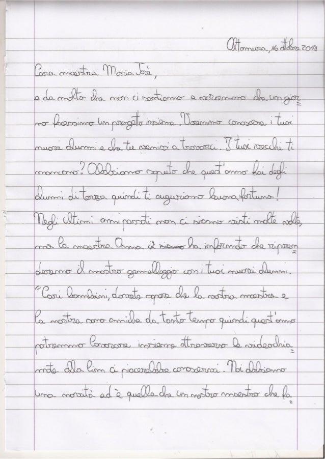 Lettera per gli amici spagnoli 1