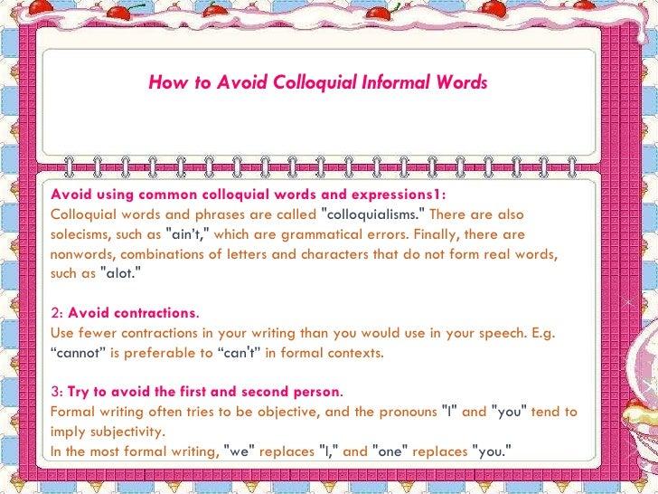 Letter complaint – Complaint Words