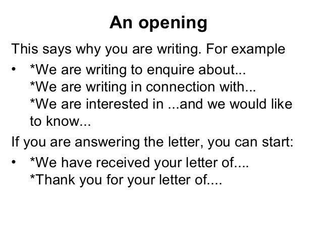 letter drafting ppt 15 feb