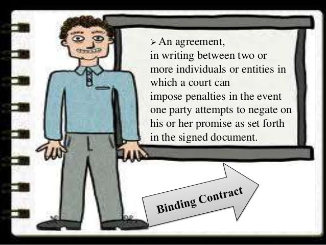 Letter of agreement main – Contract Between Two People