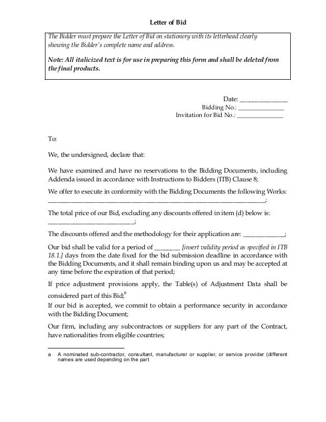 Bid letter boatremyeaton bid letter stopboris Gallery