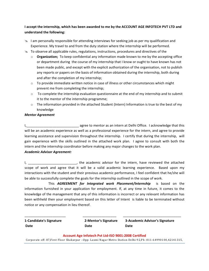 Internship Cover Letter Sample Resume Genius. Cover Letter Sample