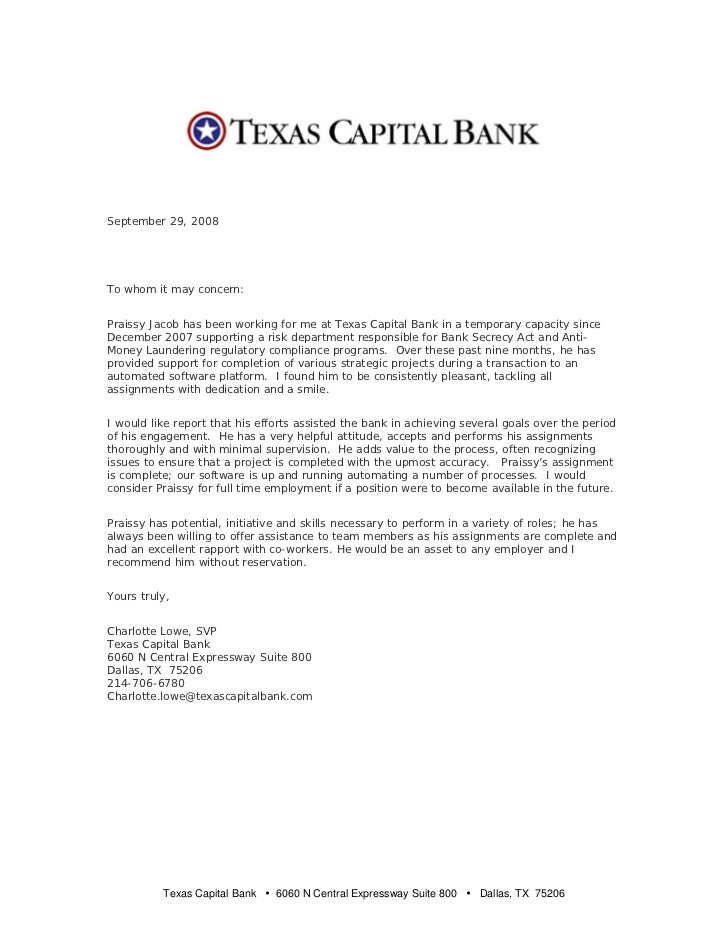 How To End Cover Letter For Investment Bank