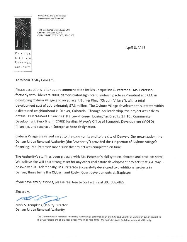letter of recommendation from dura 4 8 2015