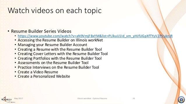 ... Resume Portfolio Builder 25; 25.  Resume Tools