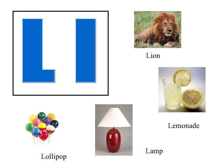 L l L ion L emonade L amp L ollipop