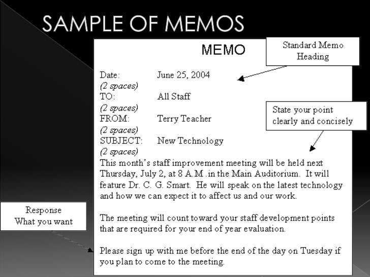 how to write a memo to your boss pdf
