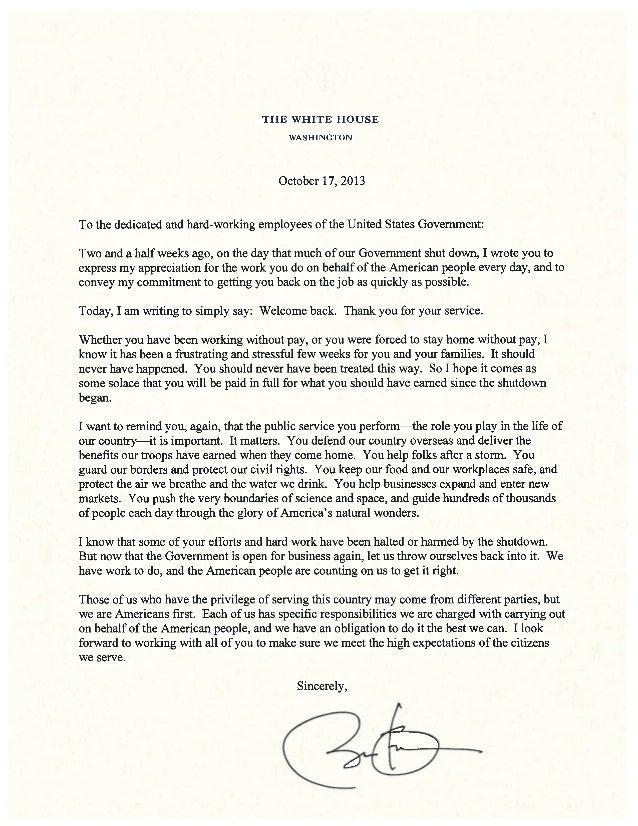 New Employee Welcome Letter From President from image.slidesharecdn.com