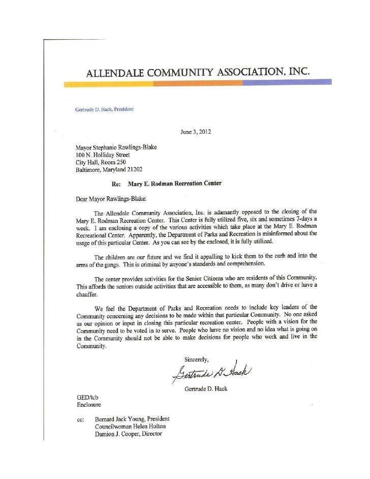 Letter to the mayor mersnoforum letter to the mayor altavistaventures Choice Image