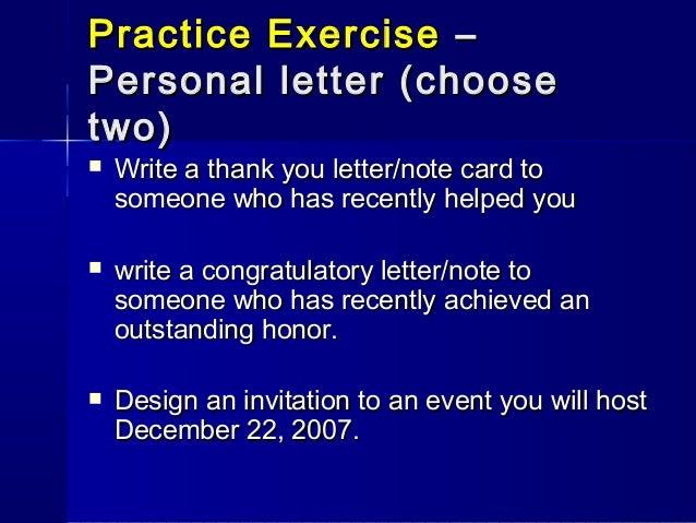 Letterwriting ppt 18 stopboris Choice Image