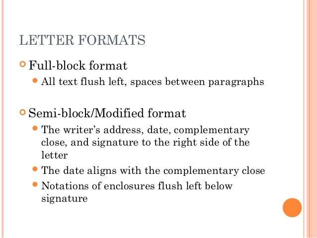 Letter writing communication skills letter formats spiritdancerdesigns Choice Image
