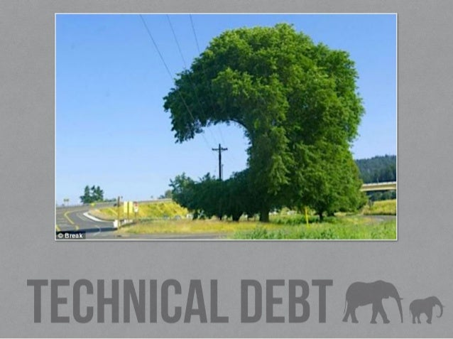 There is no difference between living with technical debt and  cutting of the branch you are sitting on.  Sooner or later ...
