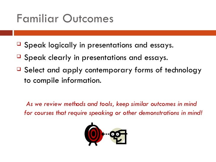 Letting Them Show What They Know: Tech Tools for Assessment Slide 3